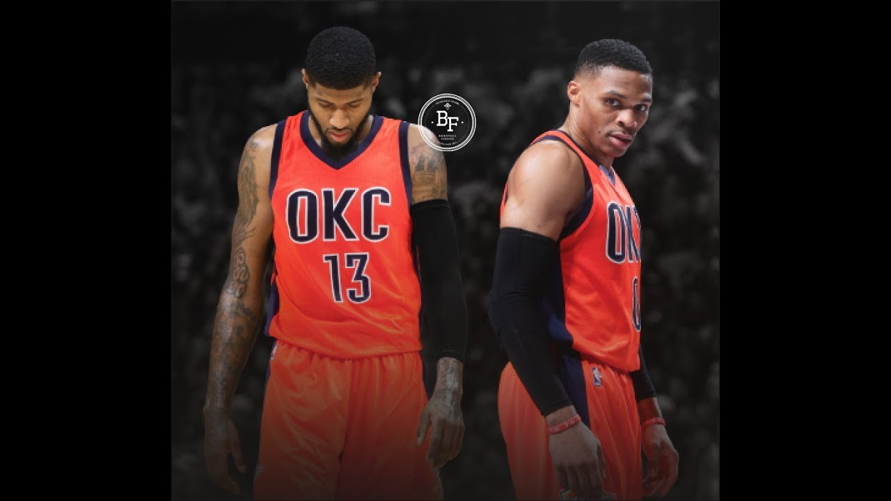 215c95e11 Indiana Pacers TRADE PAUL GEORGE To OKC THUNDER - Welcome PG13 LETS GO OKC