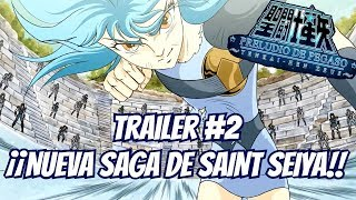 Trailer #2. NUEVA SAGA DE LOS CABALLEROS DEL ZODIACO. thumbnail