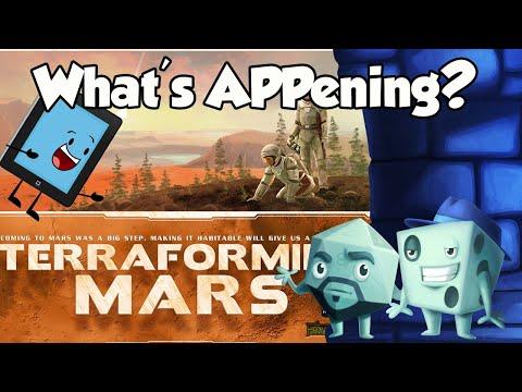 What's APPening Showdown - Terraforming Mars