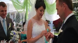 Видео свадьбы Анастасии и Виктора. г.Орел 2014г.