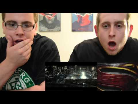NEW Batman v Superman: Dawn Of Justice Trailer 2 Reaction