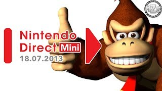 Nintendo Direct Mini REACTION (January 11th 2018)