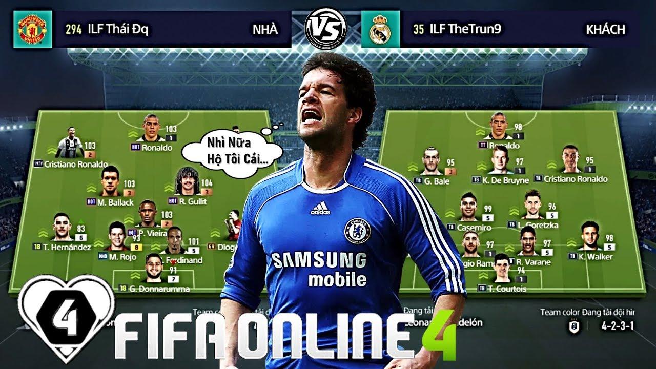 FIFA ONLINE 4 | CHUNG KẾT I LOVE FIFA MỞ RỘNG: Khi