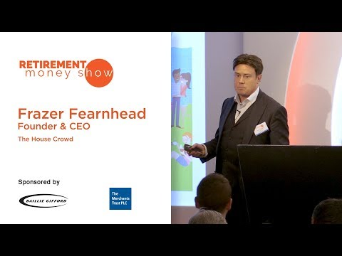 Frazer Fearnhead,  Founder & CEO of The House Crowd