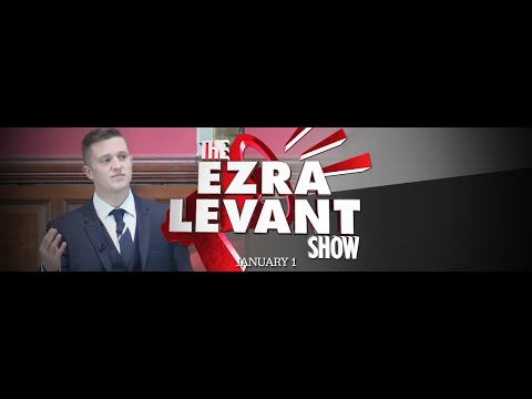 Ezra Levant: Interview with Tommy Robinson