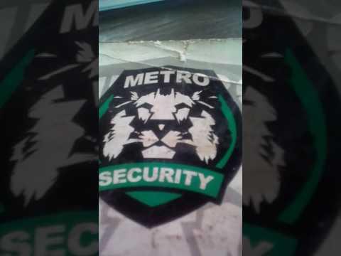 Syarikat scurity metro menipu