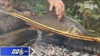 Ngất ngây với món ăn từ cá suối | VTC