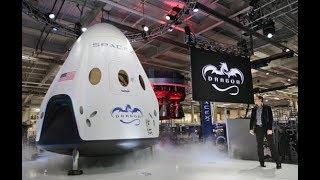 Boeing vs SpaceX | Mission to Mars +Scottish Rite, NASA & the Kabbalah (Cabal) Code