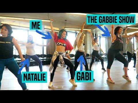 Youtuber Dance Class! Creator Summit 2017 (extra long vlog) | Niki DeMar