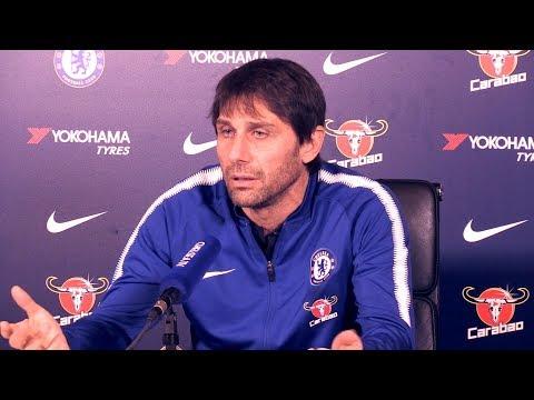 Antonio Conte Full Pre-Match Press Conference - Brighton v Chelsea - Premier League