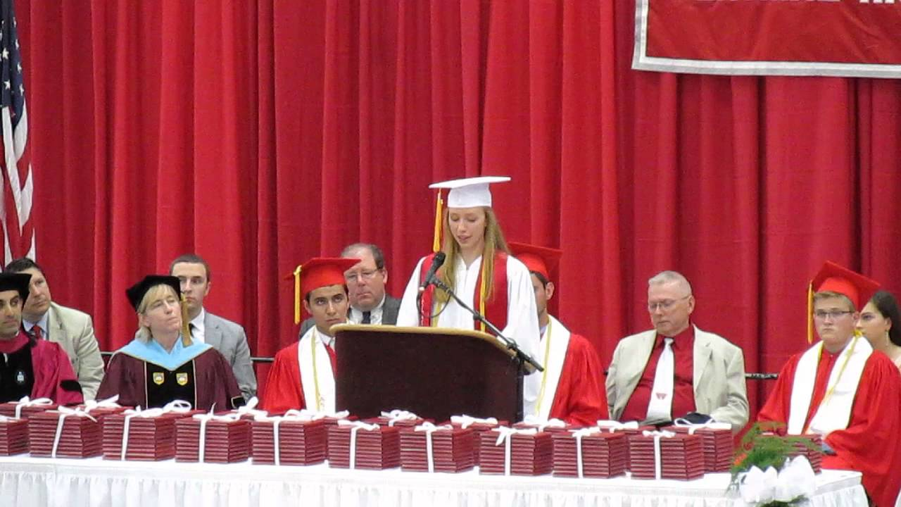 wakefield high school graduation essay
