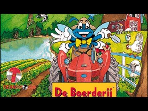 Ontdek De Boerderij Met Barabas De Boekenbij (1995)