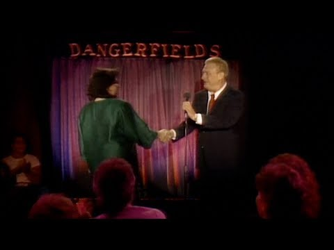 """Domestic Goddess"" Roseanne Barr at Dangerfield's (1986)"