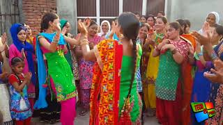 This is One Of Best Gidha PERFORMENCE BY VILLAGE GIRLS AN LADIES.... MUST WATCH