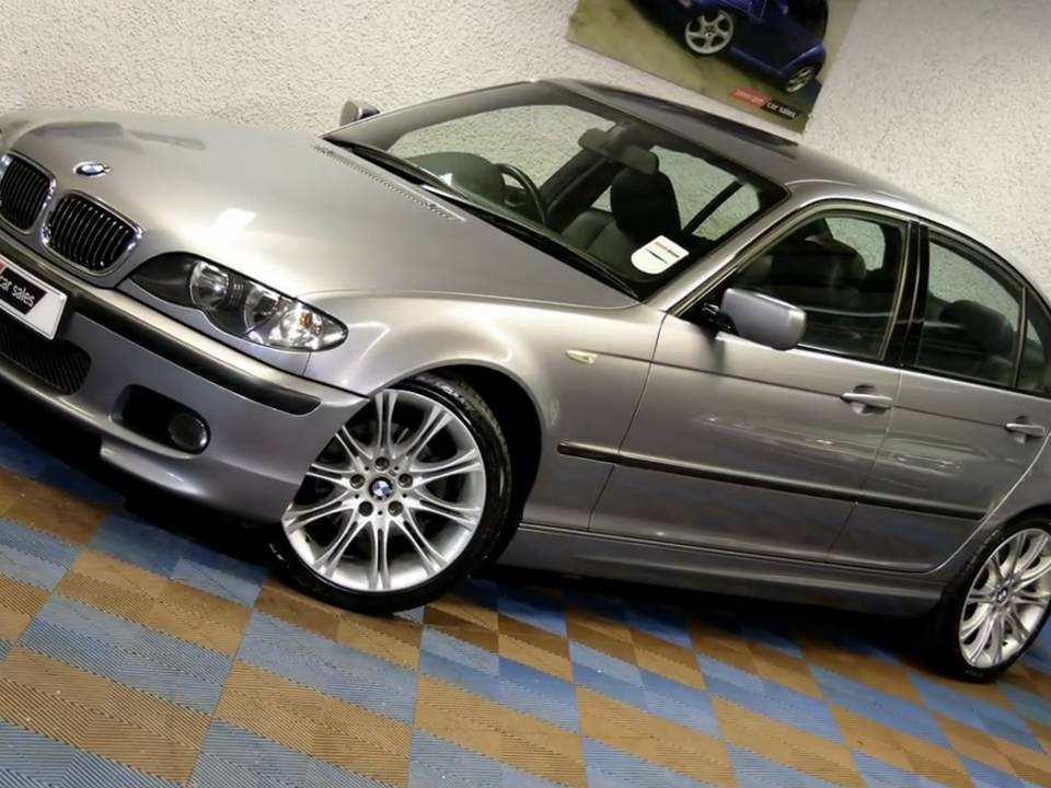 Bmw 325i For Sale >> James Glen Car Sales - BMW 325i M-Sport Saloon - For Sale ...