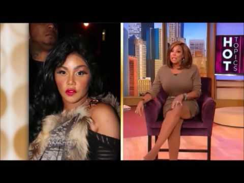 Wendy Williams & Lil Kim THE HISTORY & BEEF