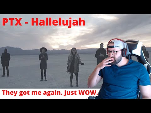 """Metalhead's First Time Hearing PENTATONIX - """"Hallelujah"""" from YouTube · Duration:  9 minutes 47 seconds"""