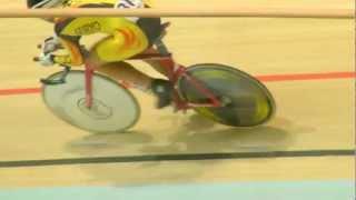 JOCジュニアオリンピック自転車 男子Jr.3km個人パーシュート予選