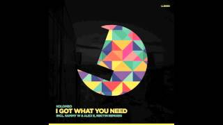Kolombo - I Got What You Need - LouLou records