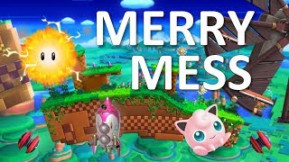Merry Mess - Smash Ultimate Funny Montage