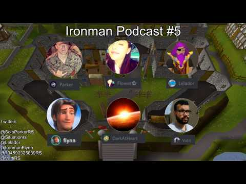 Ironman podcast #5 - fixed