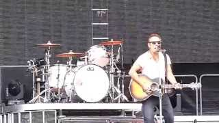 Bruce Springsteen - This Hard Land - Preshow Paris 2013