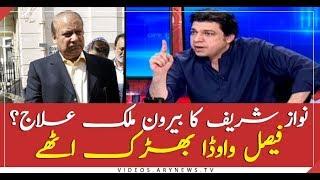 Faisal Vawda furious over Nawaz's treatment abroad