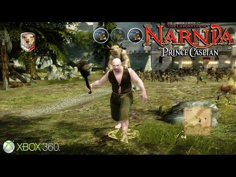 Chronicles of Narnia: The Lion, The Witch and The Wardrobe Walkthrough Part 1 (PS2, GCN, XBOX)