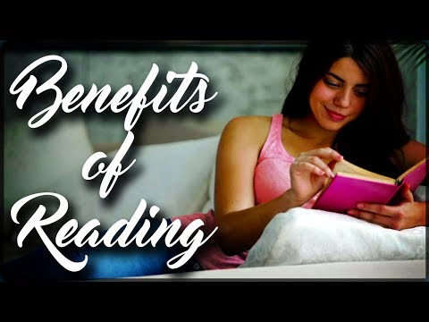 Benefits Of Reading - Why You Should Read Books