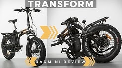 MOST POWERFUL E-BIKE IN THE WORLD - The RadMini Review
