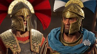 Assassin's Creed Odyssey:Crazy/Funny Action #1 (Fights, Funny moments)