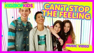 KIDZ BOP Kids - Can't Stop The Feeling (Official Music Video) [KIDZ BOP 32]