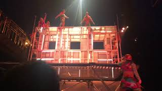 Highlights of Cirque Du Soleil's final performance of - VOLTA - in ...