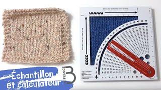 Calculateur de tricotage Prym