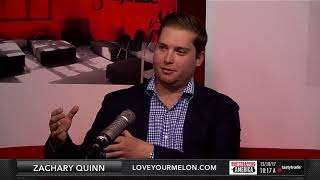 Zachary Quinn of Love Your Melon | Bootstrapping in America