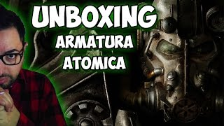 UNBOXING FALLOUT 4 POWER ARMOR BUST T 60