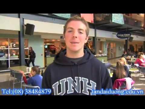 Chứng minh tài chính du học Mỹ – trường New Hampshire (UNH)