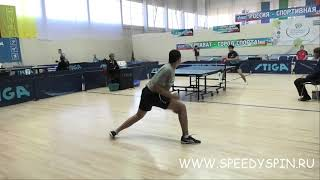 Bokov - Ahmetsafinv.1/2 finale. V Летняя спартакиада молодежи 2021