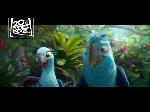Rio 2 - Meet the Real Blu | 20th Century FOX