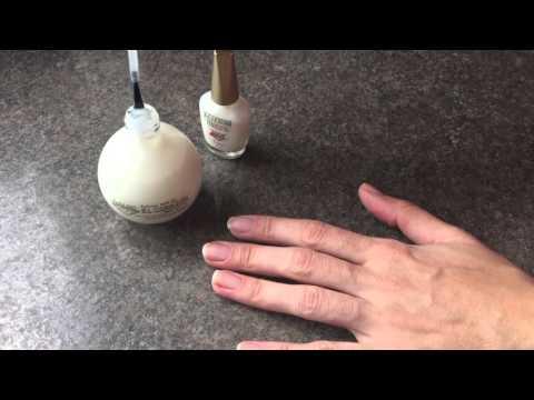 El corazon iron hard 418/Железная твердость El Corazon-лечебный лак для ногтей: обзор
