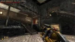 Painkiller Overdose Multiplayer Gameplay (blink&fortress)