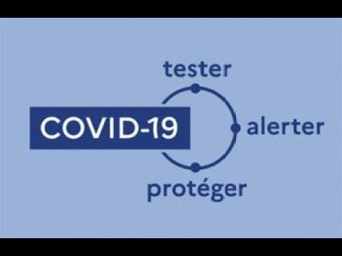 Vidéo Nouveau Spot Radio Coronavirus - Voix Off: Marilyn HERAUD et Jonathan Benhamou