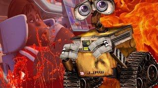 КАННИБАЛИЗМ в ВАЛЛ-И/WALL-E