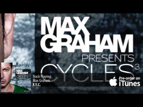 Max Graham - Cycles 3 - Pre-order now!