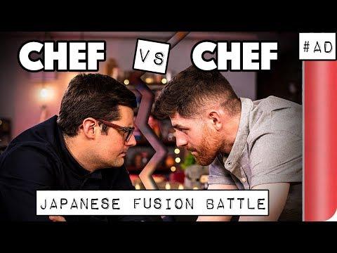 ULTIMATE CHEF VS CHEF JAPANESE FUSION BATTLE
