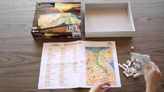 4D National Geographic Ancient City App Series