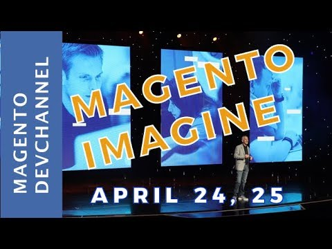max_pronko: Magento Imagine 2018 - Day 3 & 4 | Max Pronko https://t.co/F3ZDp5I9sk via @YouTube #MagentoImagine