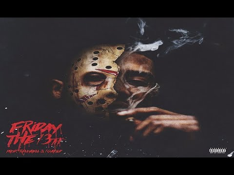 *Free/DL* Friday the 13th Game Sample * Desiigner ✘ Ronny J Type Beat * ¦ Mean SK