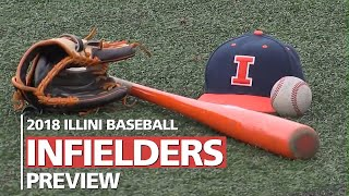 2018 Illini Baseball Preview | Infielders