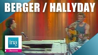 "Michel Berger et Johnny Hallyday ""Quelque chose de Tennessee"" (live officiel) - Archive INA"